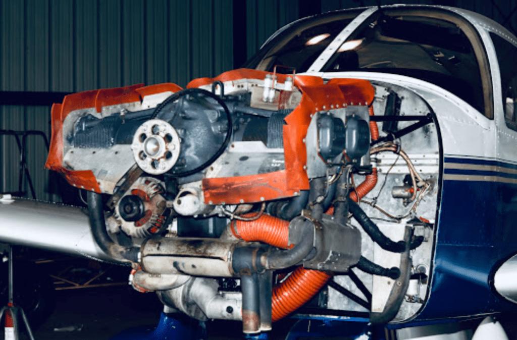 corporate aircraft maintenance services